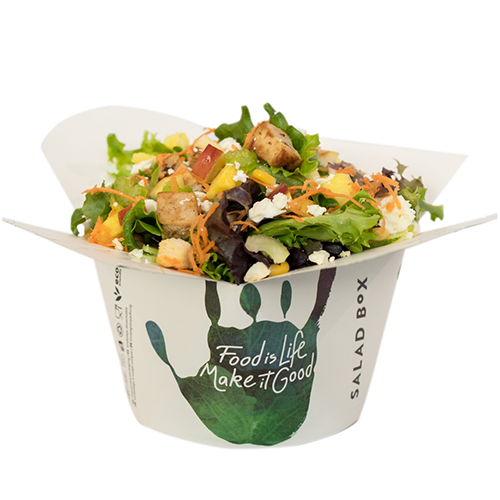 Salad Box Miami brand image